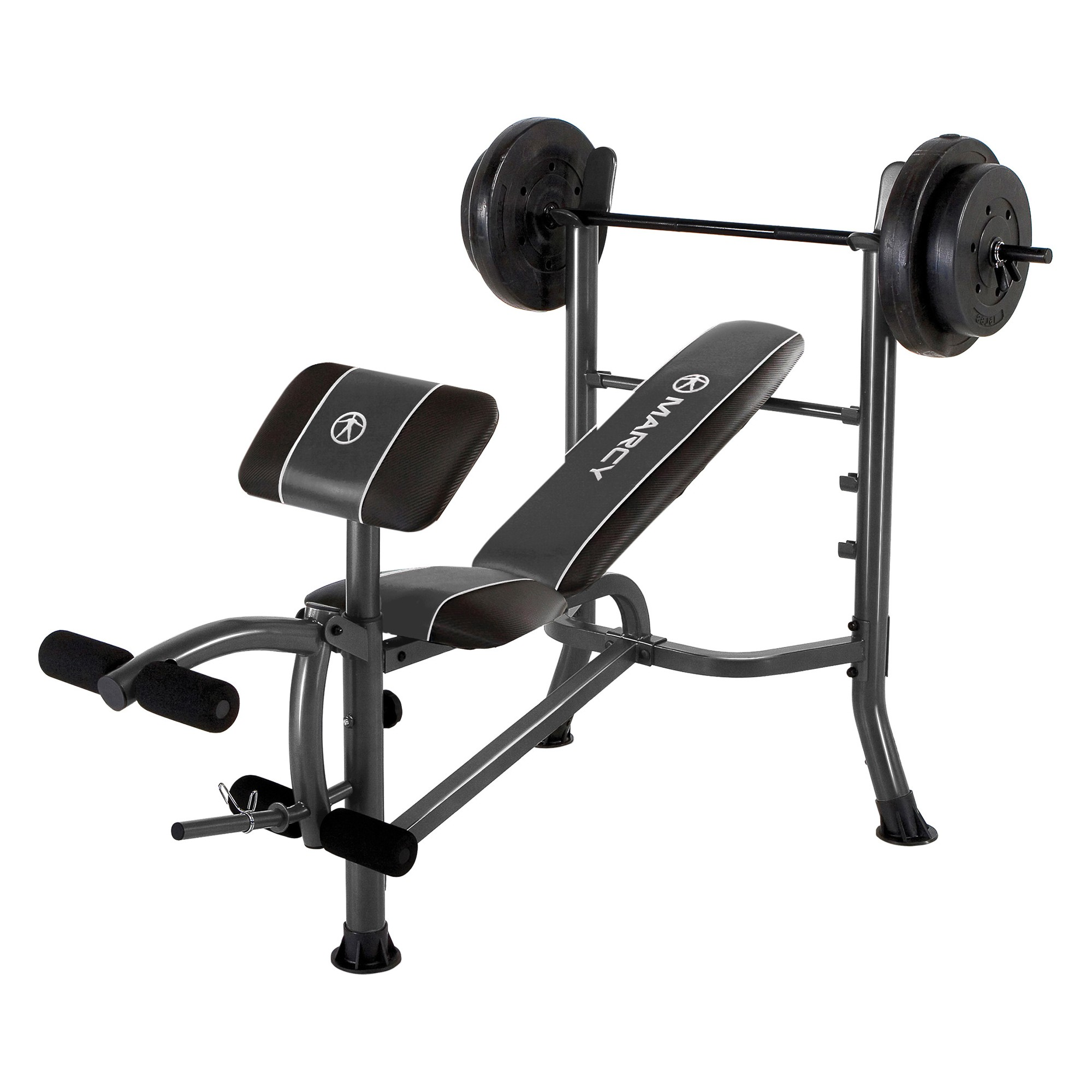 30kg Weight Bench Active Co A00809 At Home Gym Weight Benches No Equipment Workout
