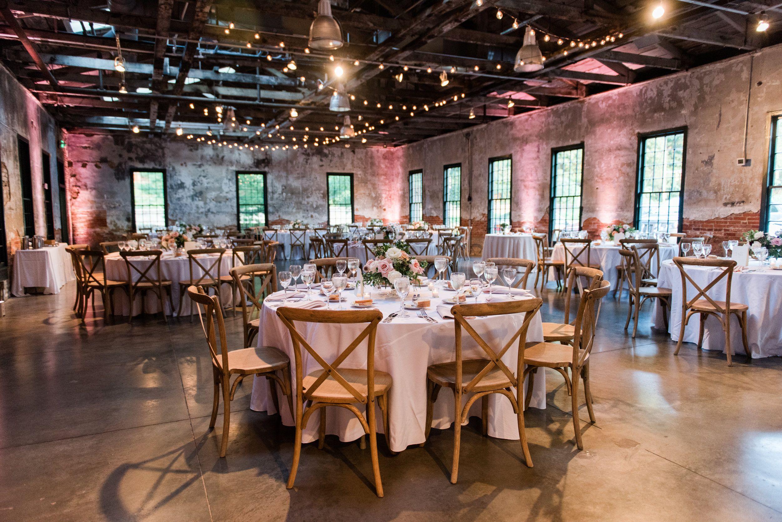 Mt Washington Mill Dye House Wedding In Baltimore