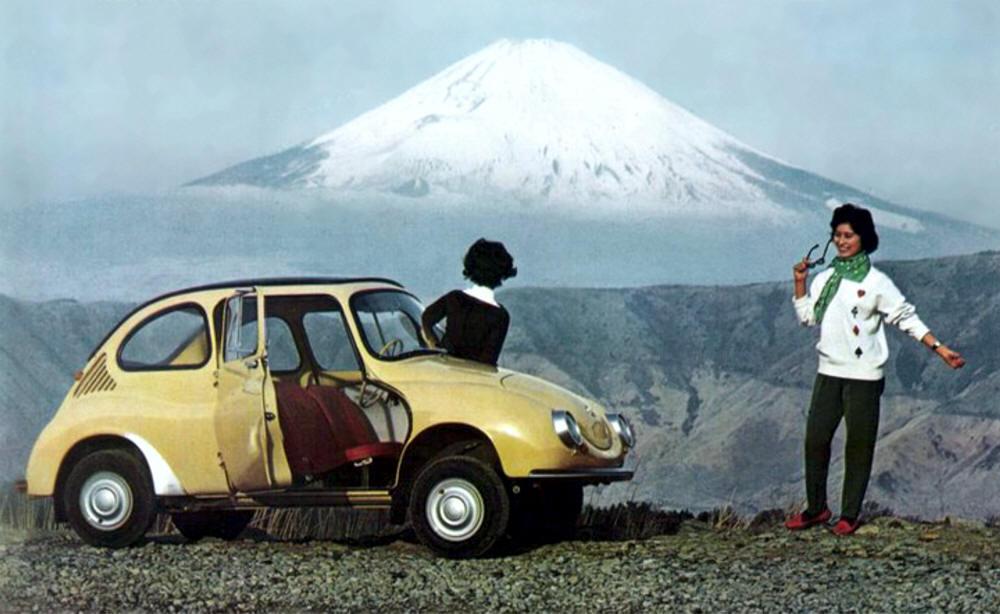 Subaru 360 Maia