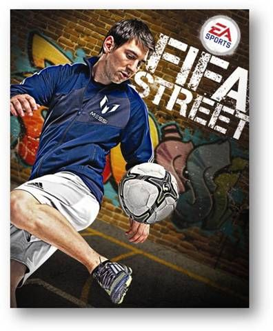 Leo Messi Ea Sports Fifa Street Video Games Pc Fifa Sports
