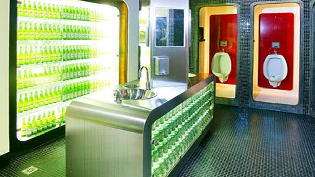 Top 10 Most Spectacular Bar Toilets