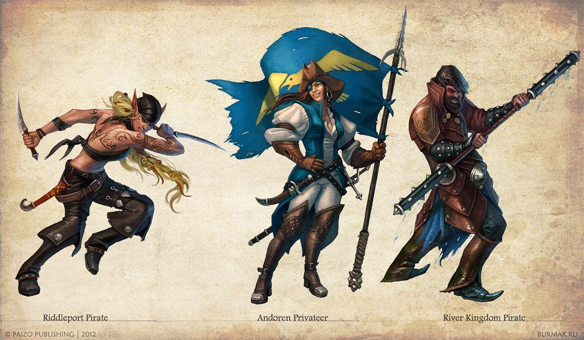 Pirates Of The Inner Sea 2 By Devburmak On Deviantart