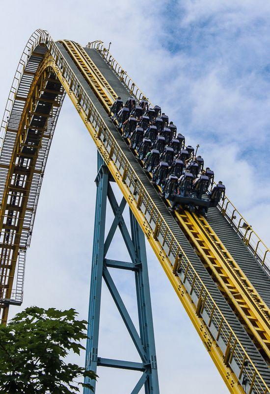 Skyrush Hersheypark Hershey Pa Roller Coaster Addict Hershey