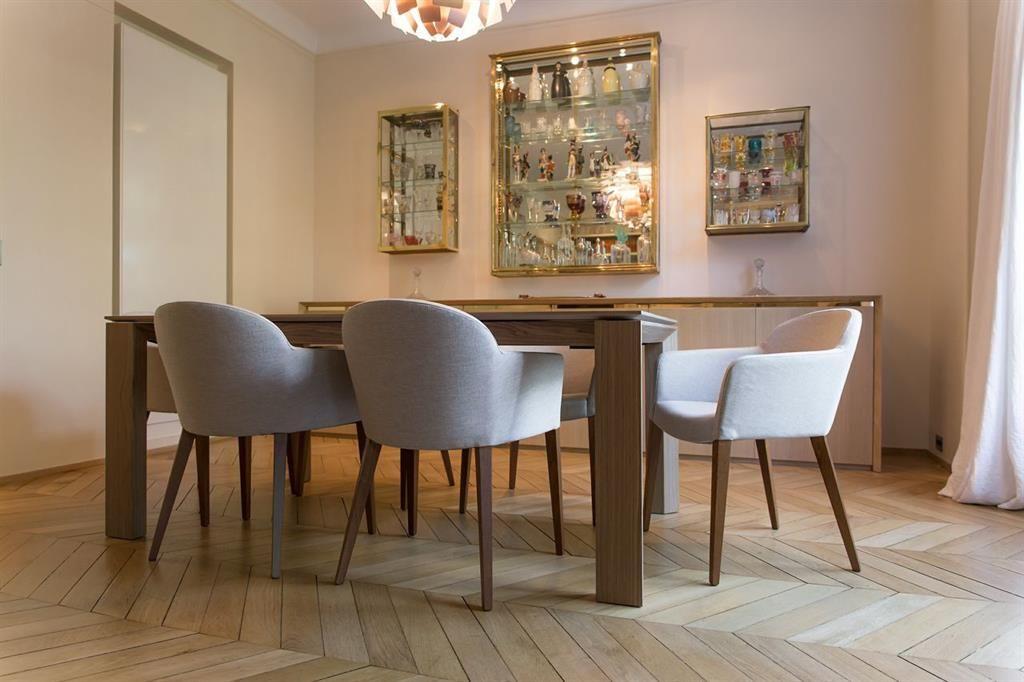 table a manger bois moderne - recherche google | table | pinterest ... - Chaise Pour Table En Bois