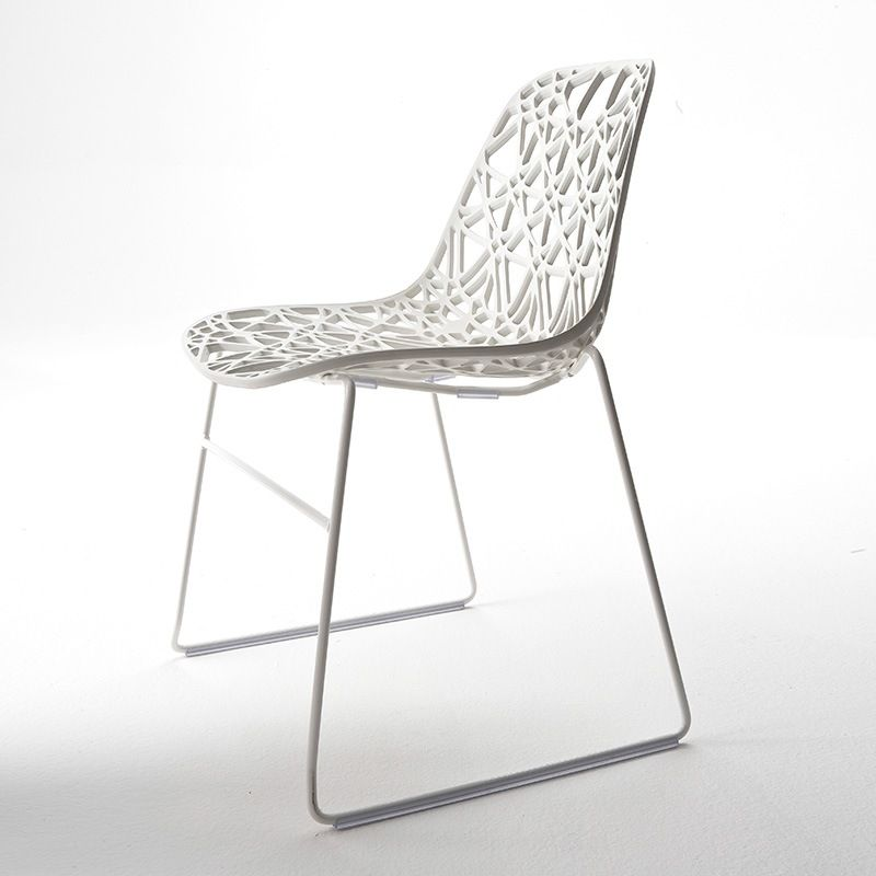 Picture Of Nett SB LQ, Plastic Seat Chair #Crassevig. Restaurant ChairsSide  ...