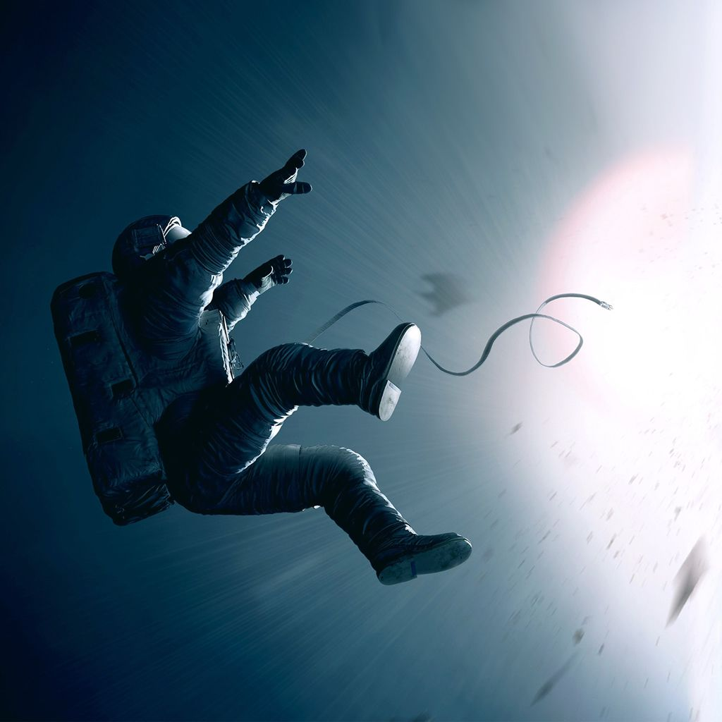 astronaut lost in space wallpaper - photo #22