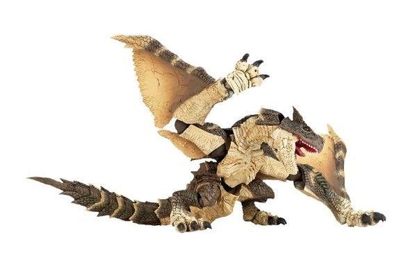 Monster Hunter - Tigrex - MonHun Revo - Vulcanlog 002 - Brute Subspecies (Kaiyodo, Union Creative International Ltd)