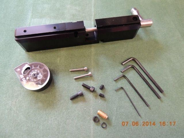 002-0600 Multi-Shot Breech  22 | Stuff to Buy | Air rifle