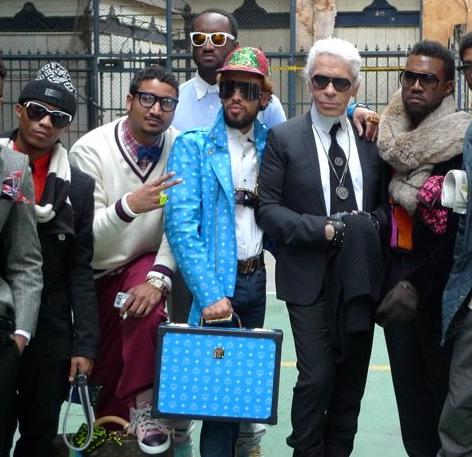 81c1864384c0 Karl Lagerfeld Nautical Fashion, Kanye West, Yeezy Season, Virgil Abloh,  Karl Lagerfeld