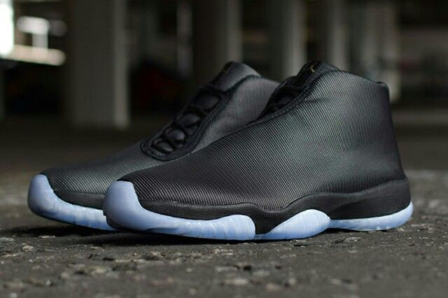 jordan future black ice
