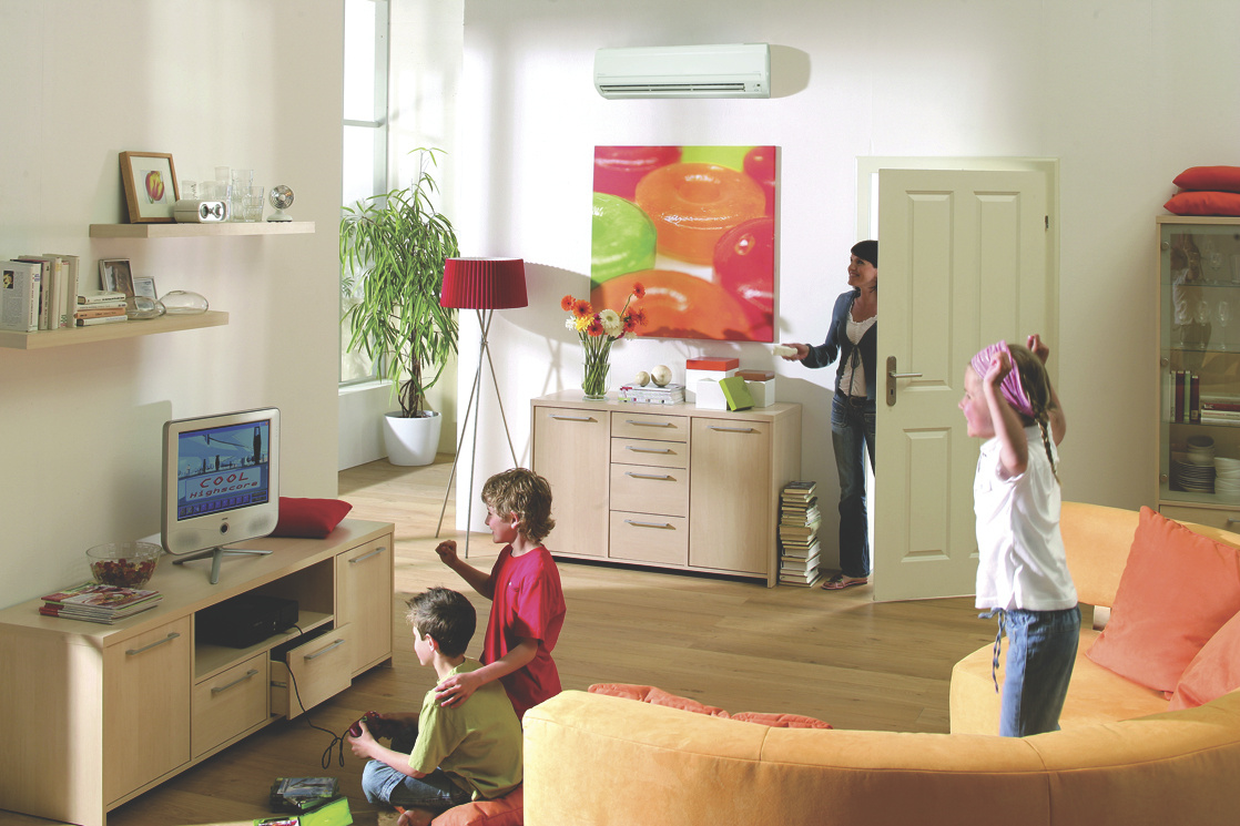 Click The Photo To Read The Article Ductless Cooling System Keep Your Hot Summer Days Cool By Homesense Heat Unit Ductless Cooling Ductless