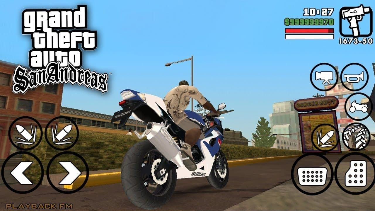 Gta San Andreas Highly Compressed Apk Obb 500 Mb San Andreas San Andreas Game San Andreas Cheats