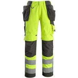 Photo of Calças unissex de alta visibilidade Mascot® Wigan amarelo tamanho 102