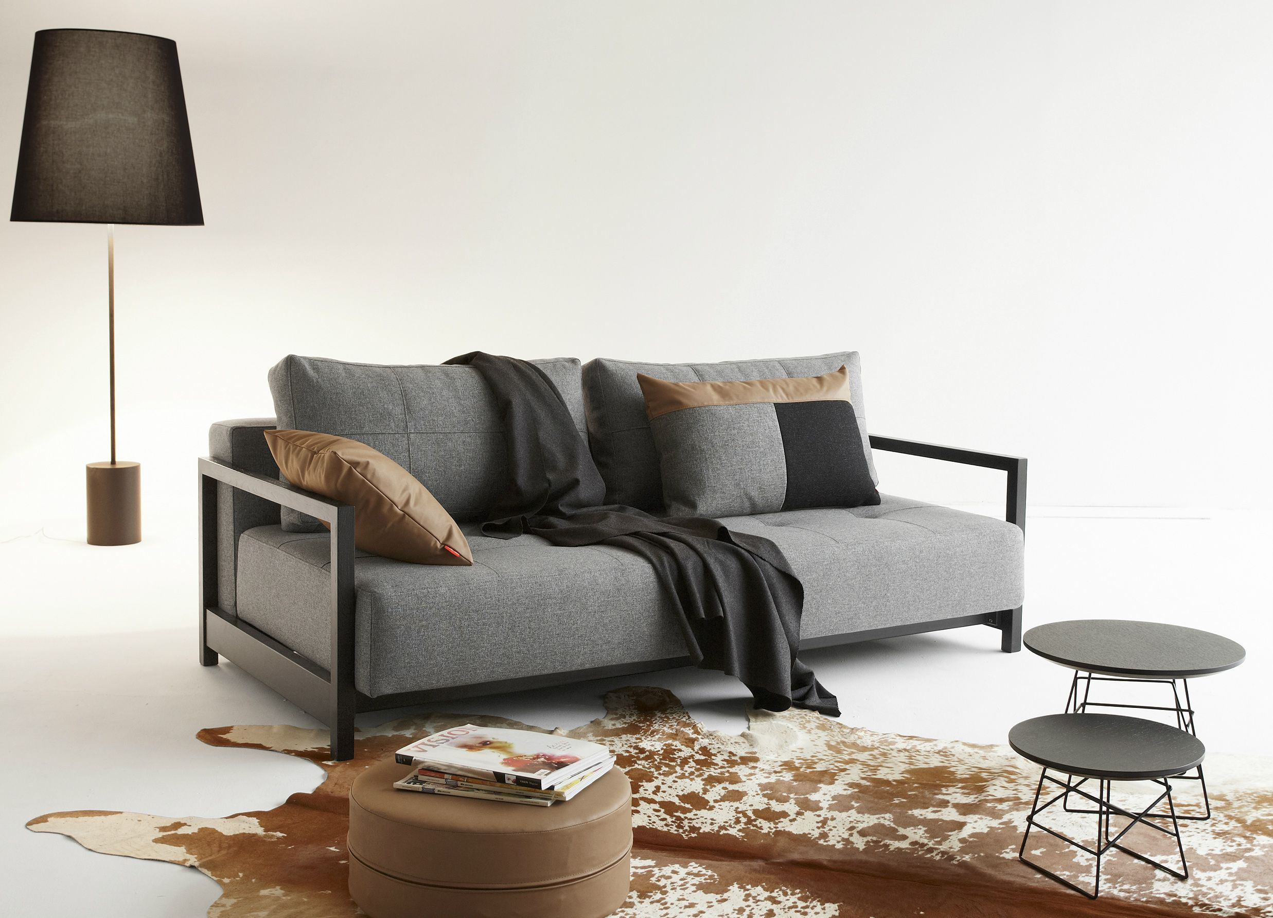 Bifrost Queen Sofa Bed Sofá cama, Mobiliario, Living