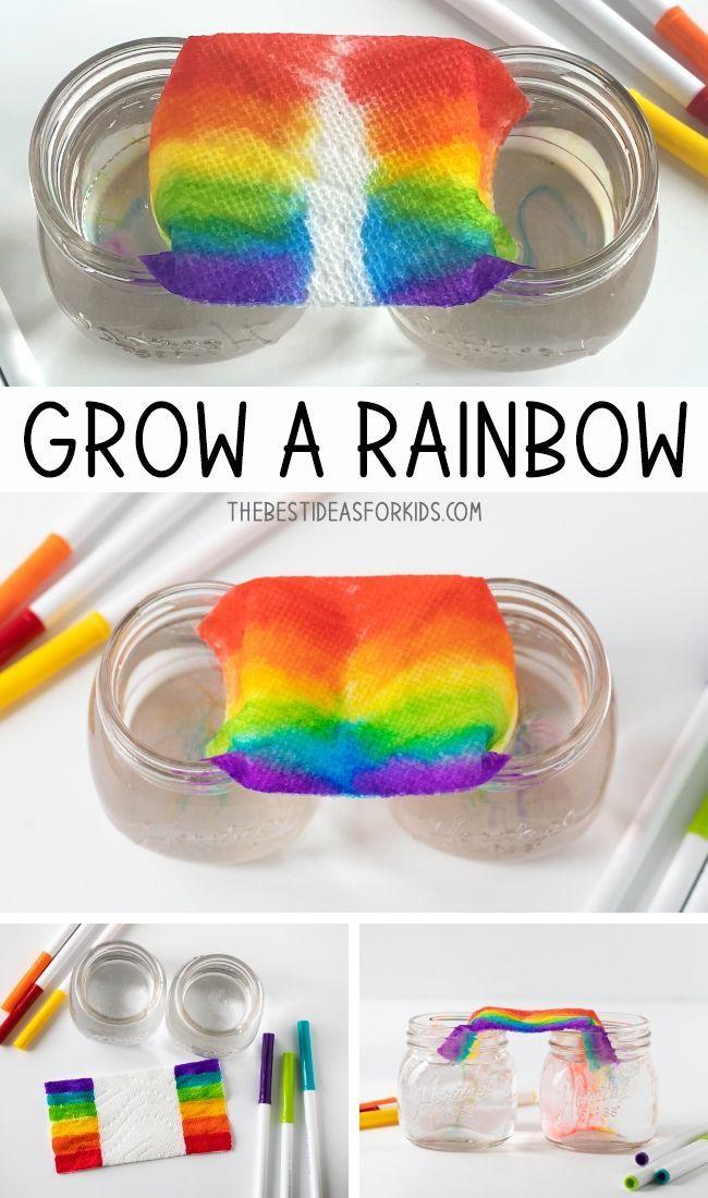Photo of Grow a Rainbow Versuch