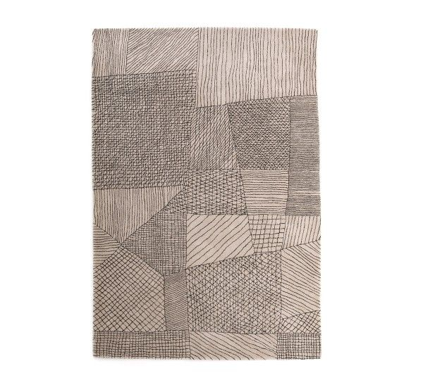 Tapis Traced 240 x 170 Rug Contemporary furniture