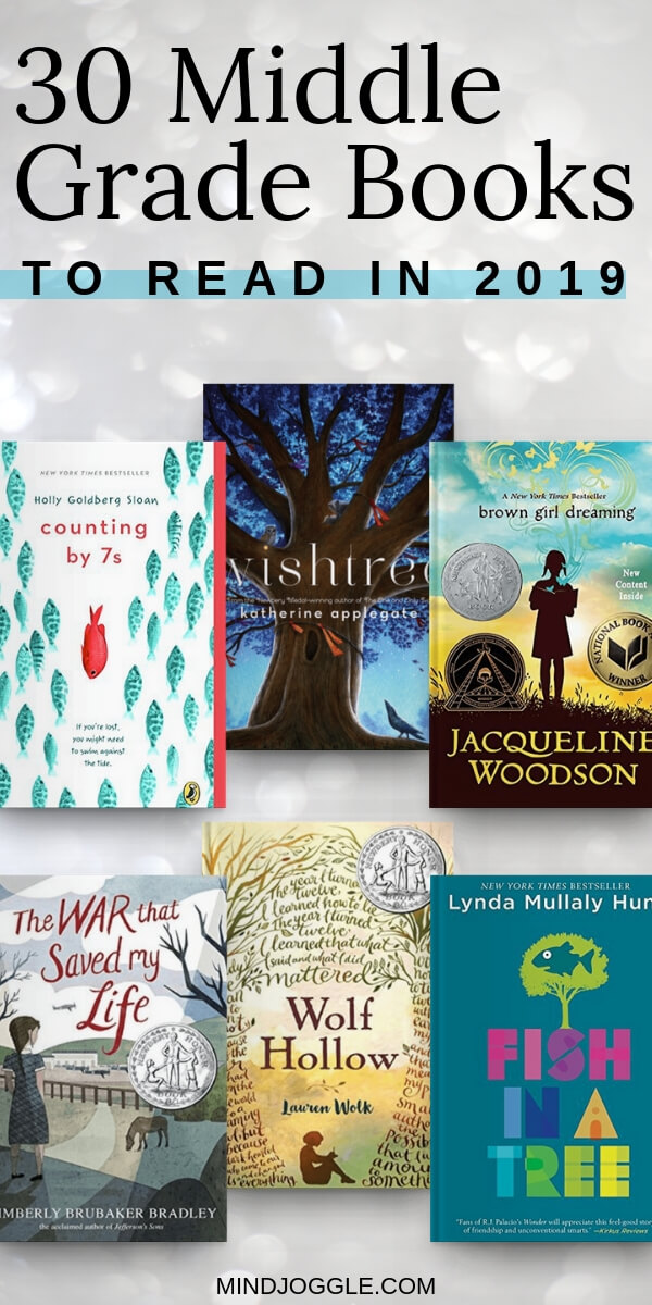 30 of the Best Middle Grade Books for Tweens and Kids ...