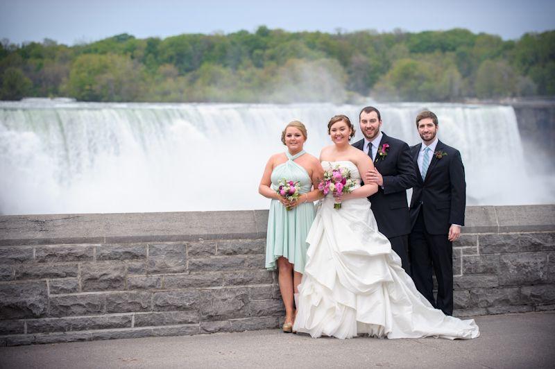 Explore Niagara Falls Wedding Elopement And More