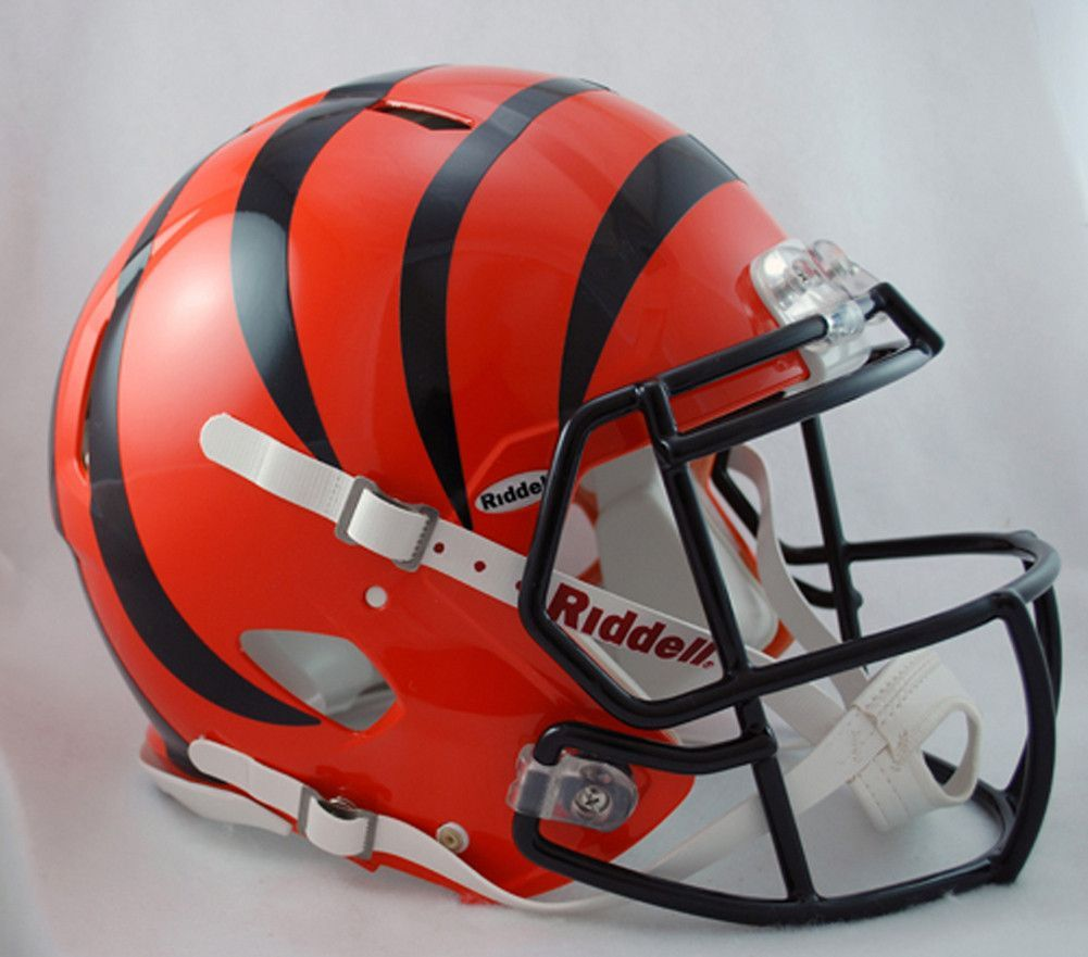 72e1fb92b Riddell Revolution Speed Mini Helmet - Cincinnati Bengals