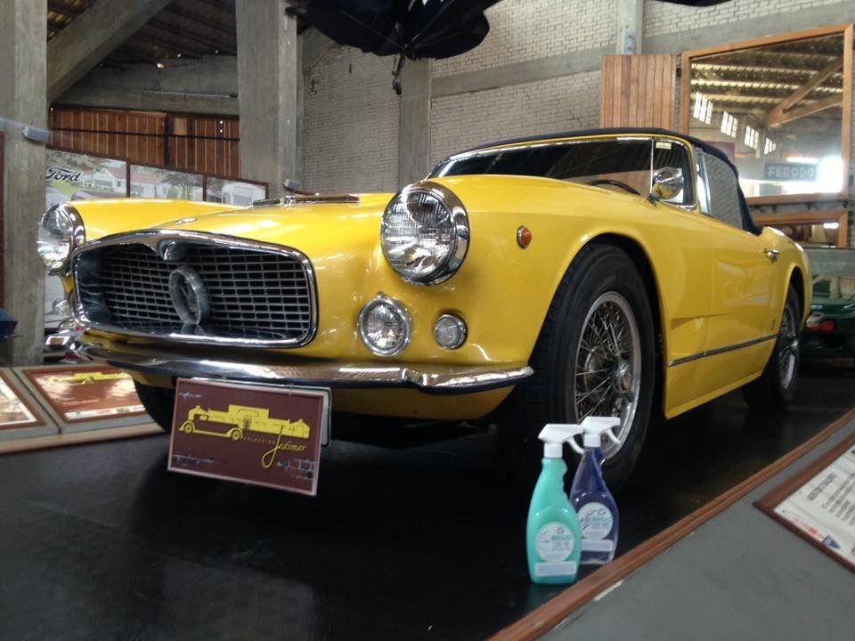 Museo del Automovil JEDIMAR , Cliente Exclusivo de Magic Clean Car #LavasinAgua