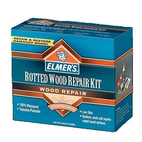 Elmers E767 Rotted Wood Repair Kit by Elmers 1949 From the