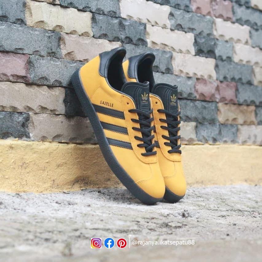 Rajanya Ikat Sepatu Bestseller Newarrival Adidas Gazelle Yellow