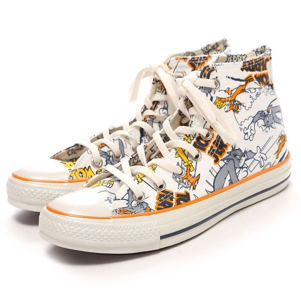 12a6a028a9e497 Converse All Star Chuck Taylor   Tom and Jerry 2013 Limited Model sneakers  JAPAN