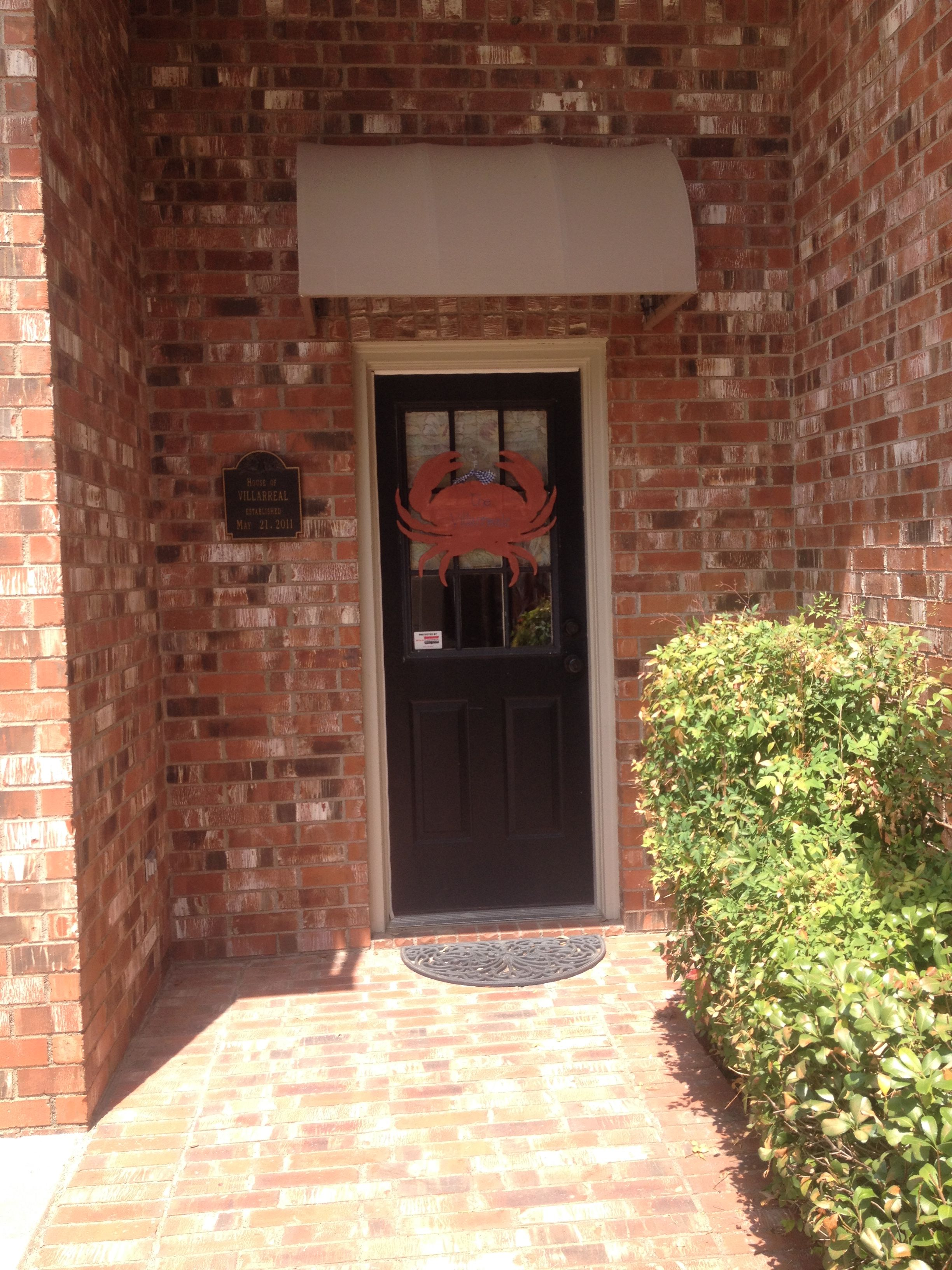 4th Of July Door Hanger Star