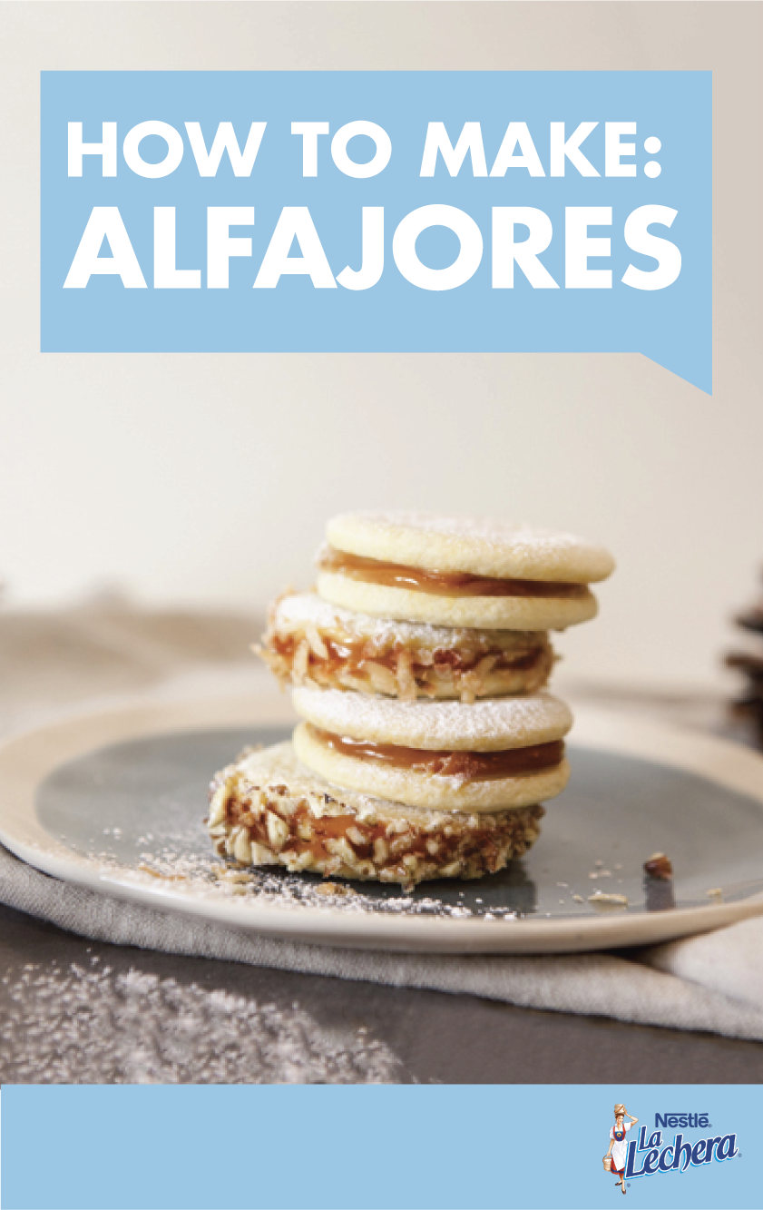 Photo of South American Sandwich Cookies (Alfajores)