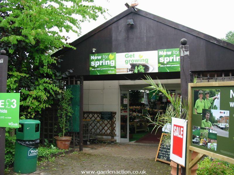 Wyevale Keynsham Garden Centre in Bristol Garden center