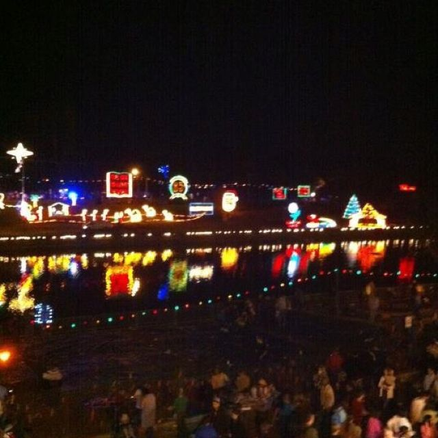Natchitoches Christmas Lights Festival