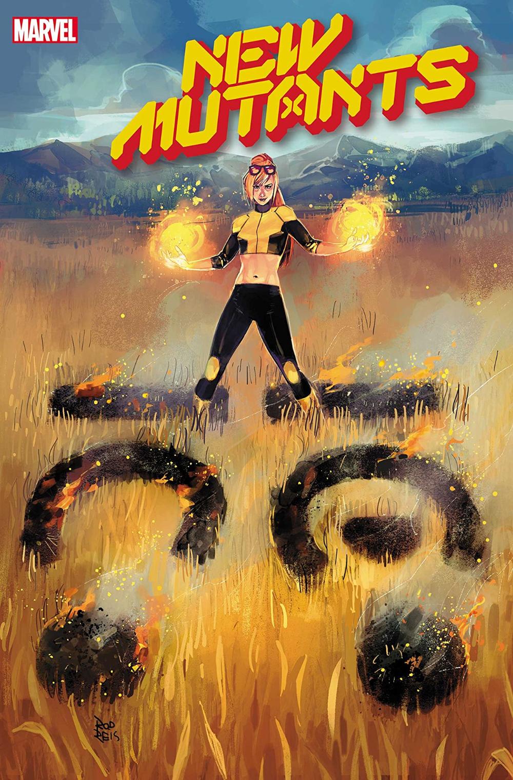 New Mutants 2019 4 Comic Books Marvel Mutant