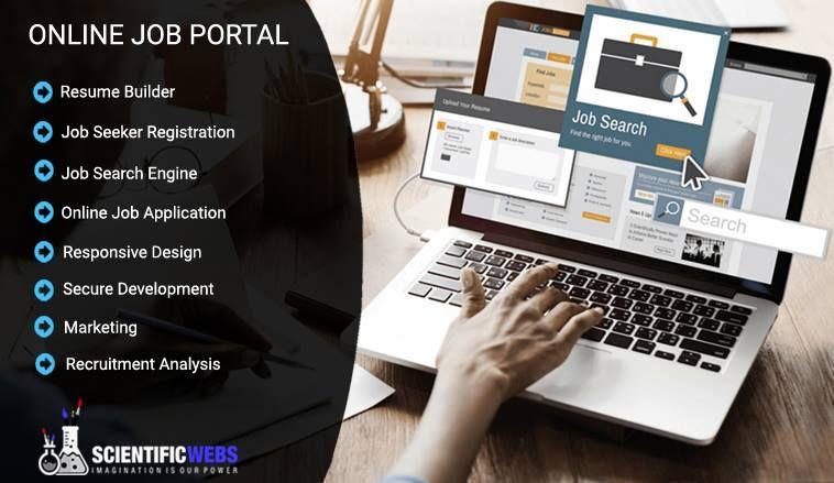 Online job portal job portal development online job