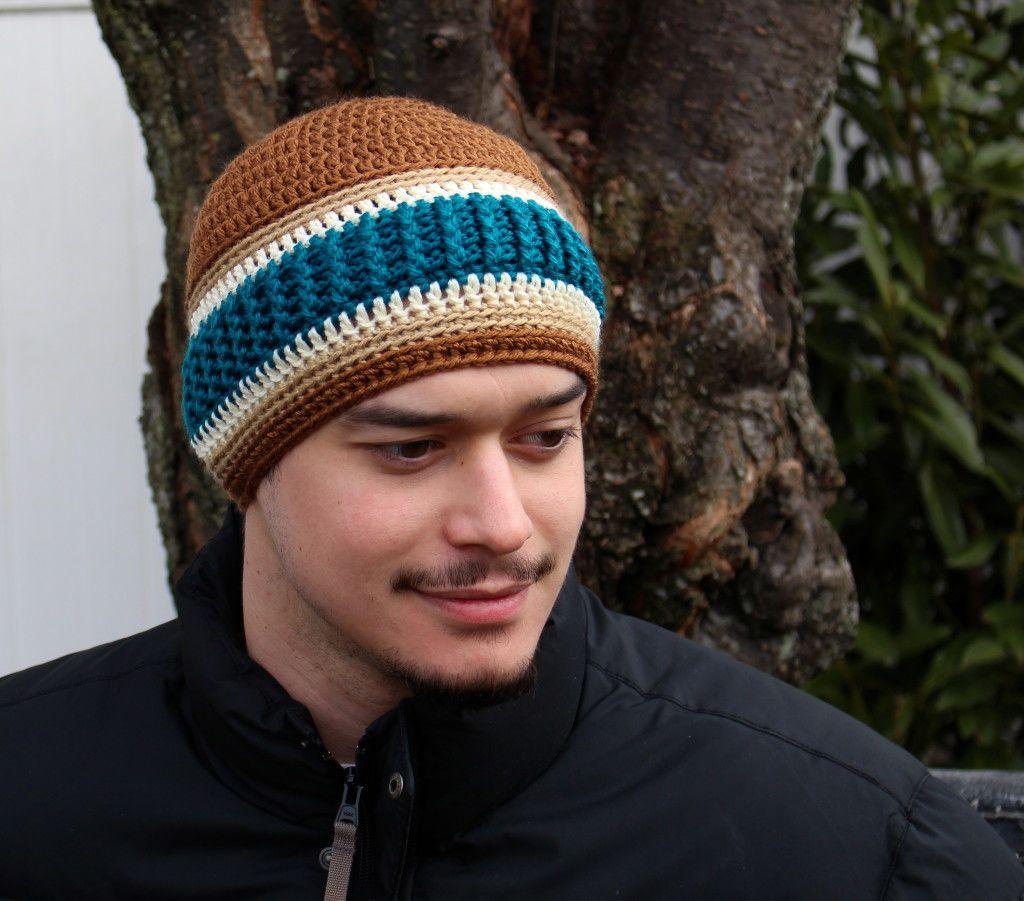 FREE Crochet Pattern - My Hat Model All Grown Up | Pinterest ...