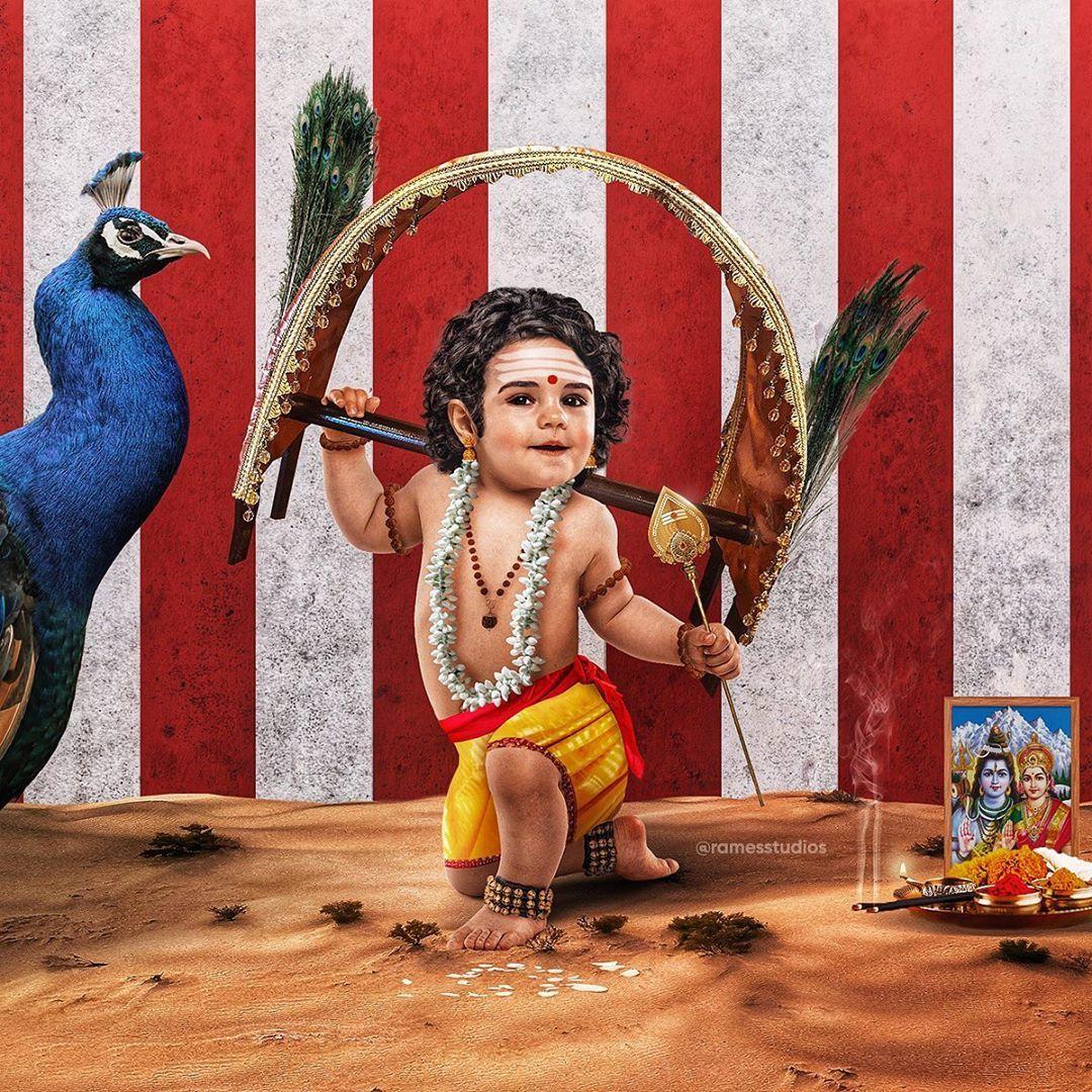 Rames Harikrishnasamy On Instagram Conceptart Dear Devotees I Can T Just Be Inside My Shrine Lord Murugan Wallpapers Lord Murugan Lord Ganesha Paintings