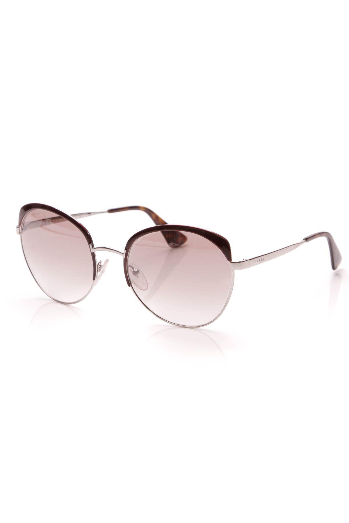 df4331df39 Prada Enamel Frame Sunglasses
