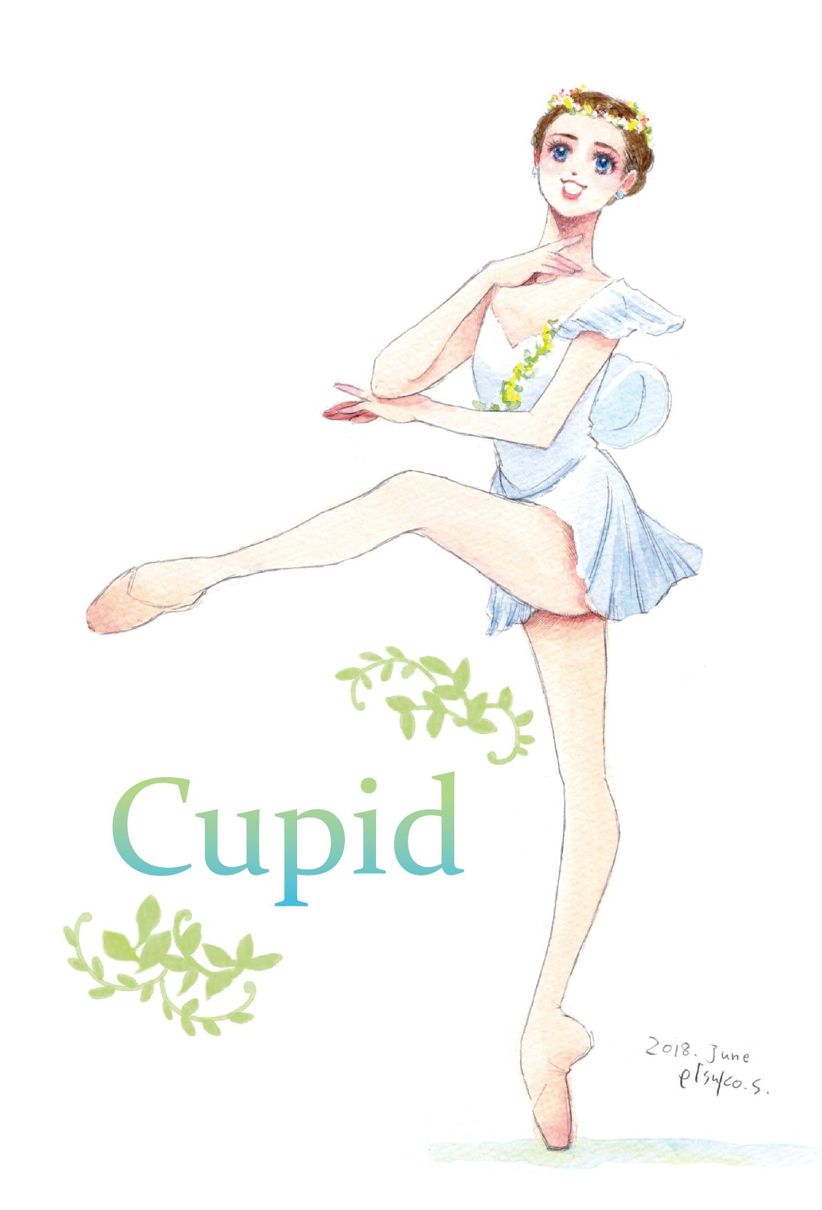 キューピット バレエ