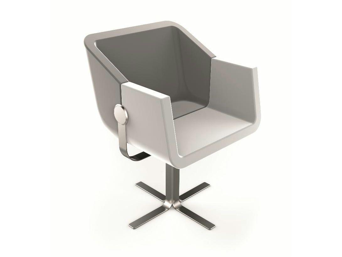 Cizeta Sedie ~ Rok & roll lounge chair by karim rashid for cizeta chair