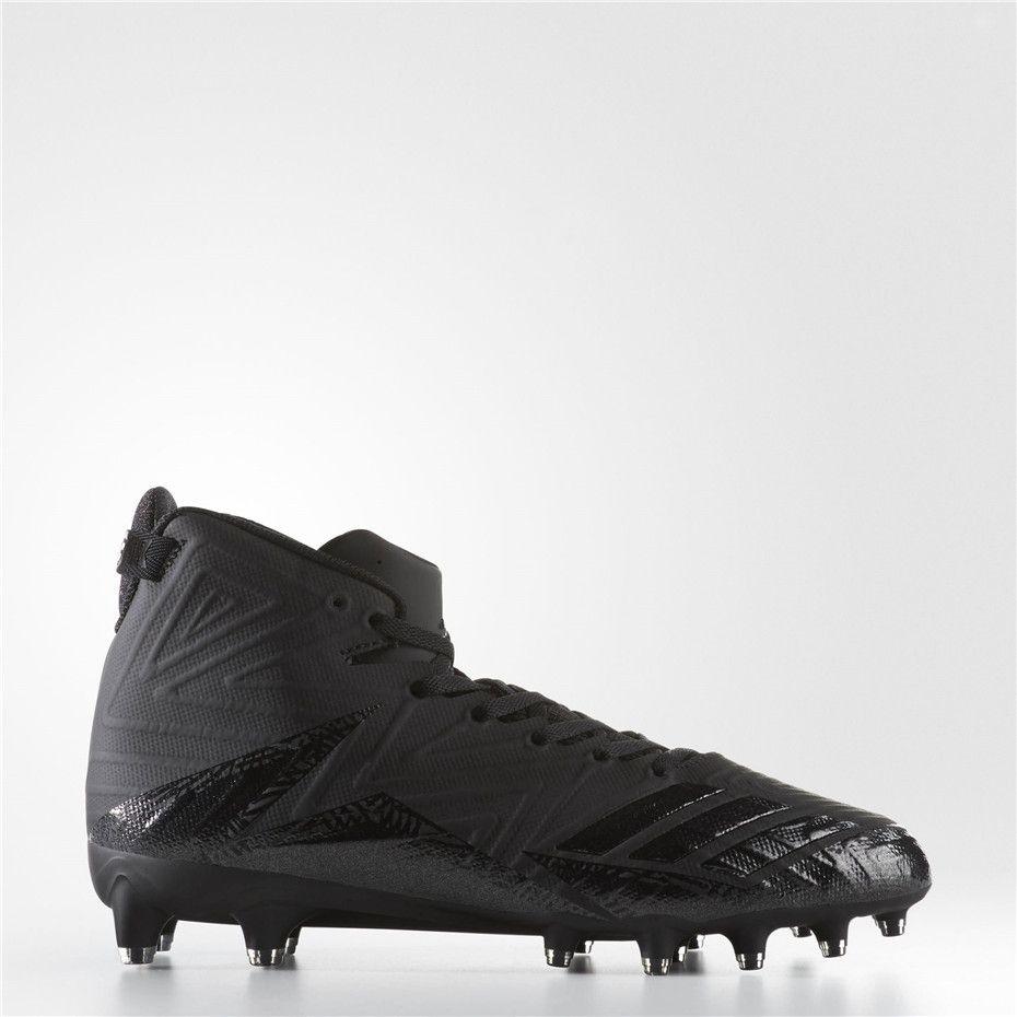 3ff30cc416a Adidas Freak X Carbon Mid Cleats (Core Black   Black   Black ...