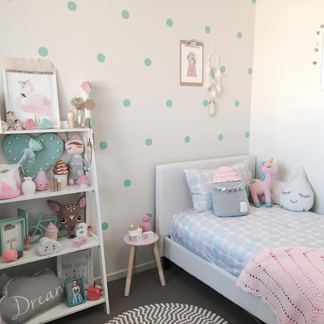 Girls room inspo and envy Quite a