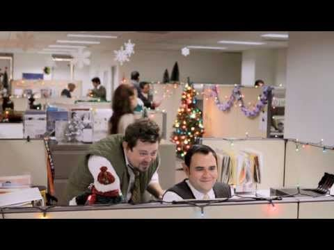 best christmas commercial ever cdw helps santa claus optimize his it youtube - Best Christmas Commercials