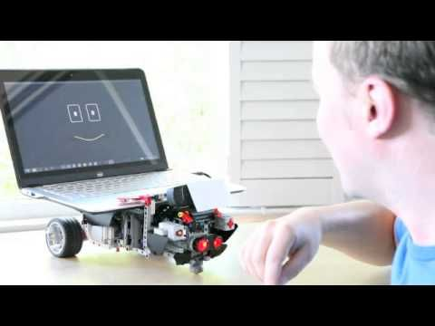 Cubotix Autonomous Mobile Robot - E2U Robotics | Germany (Robohub People's Choice Competition)