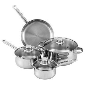 Lynns Mercury 7 Piece Cookware Set Review I Need This