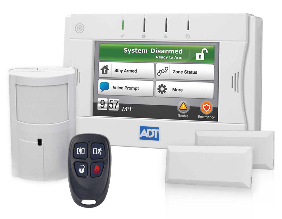 Adt Home Security Review Roundup Alarm Systems For Home Best Home Security System Home Security