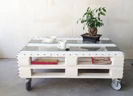 how to make a coffee table from pallets - Google Search