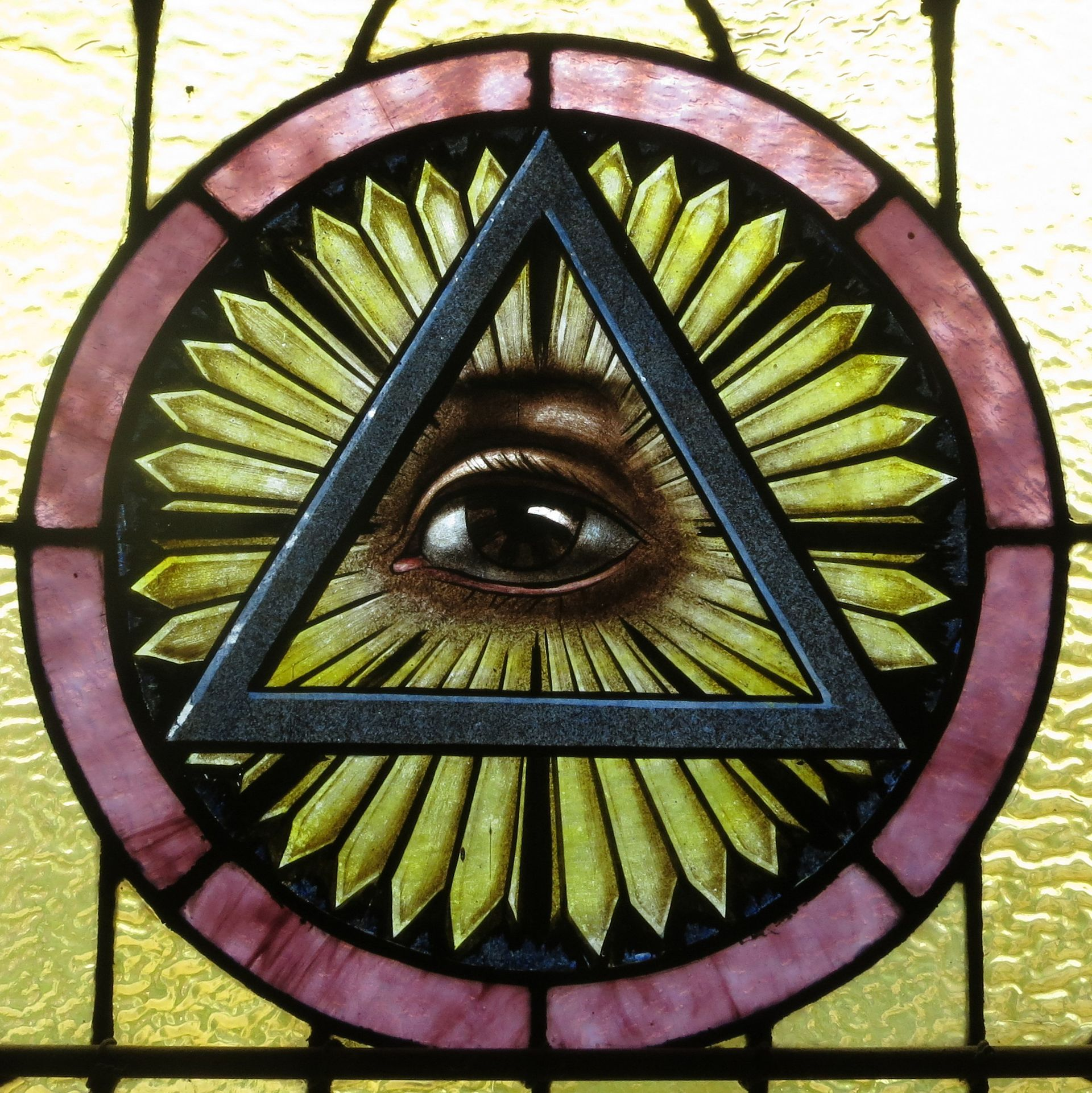 Eye of providence catholic