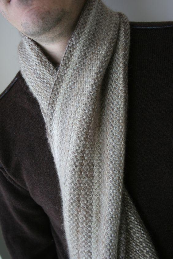 Cerus Scarf Knitting Pattern Knit Pinterest Knitting Patterns