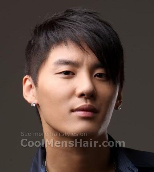 Xiah Jun Su Short Emo Hair Photo Men Hairstyles Pinterest - Asian hairstyle online