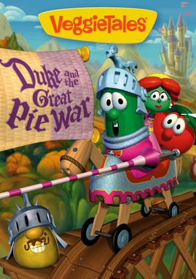 Veggietales Duke And The Great Pie War Princess Petunia