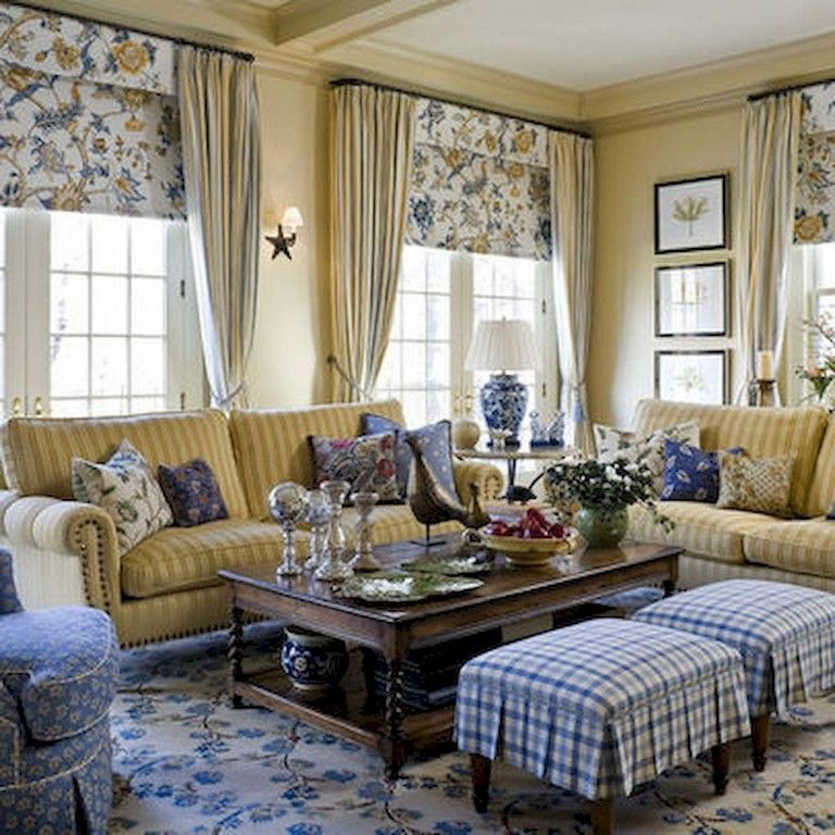 90+ Awesome Modern Farmhouse Curtains for Living Room ... on Farmhouse Living Room Curtain Ideas  id=78178